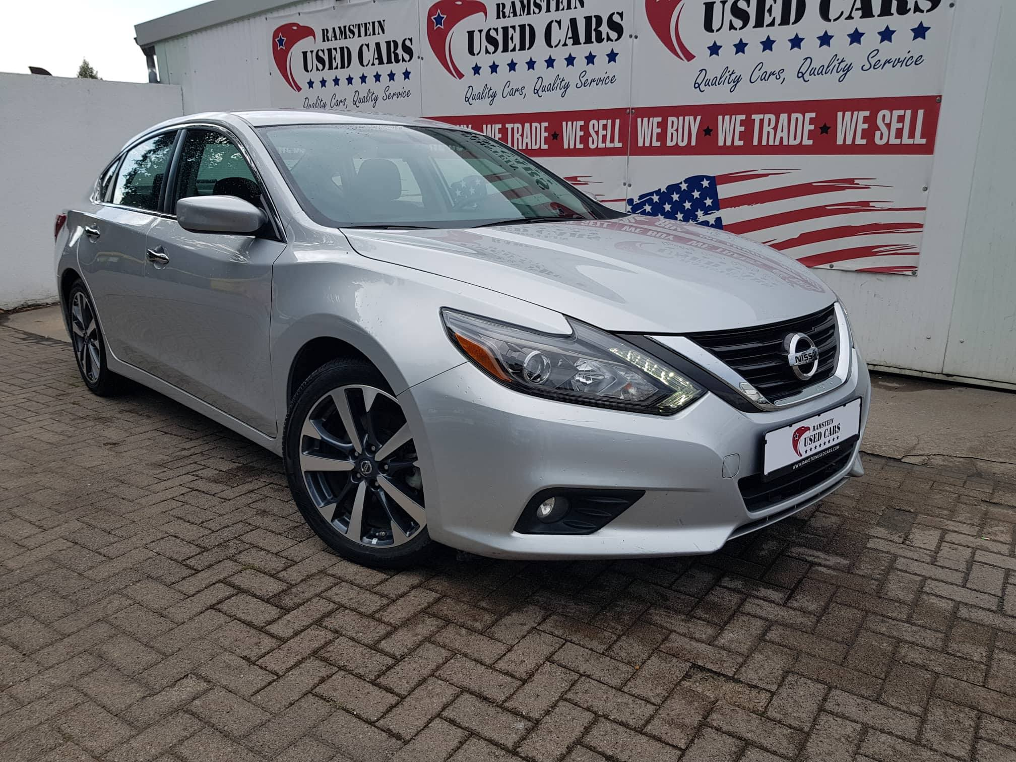 2017 Nissan Altima SR - Ramstein Used Cars