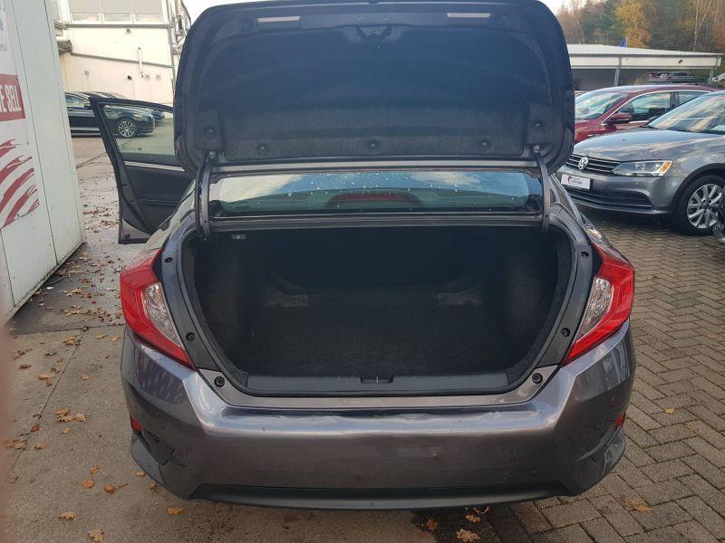2017 Honda Civic Lx Sedan Ramstein Used Cars